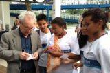 Encontro de literatura reúne autores internacionais e escritores descobertos em comunidades do Rio
