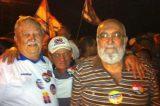 Caminhada marca candidatura de Olimpio Cardoso
