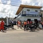 Homem vai prestar queixa, mas acaba sendo preso após tentar furtar moto em delegacia