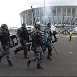 Segurança na Copa terá reforço de policiais estrangeiros