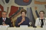 Dilma diz que é preciso traduzir as vozes das ruas em ações de governo