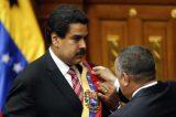 Maduro acusa EUA de apoiar oposição em plano para desestabilizar Venezuela