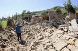 Terremoto mata pelo menos 75 pessoas na China