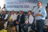 Fernando Bezerra é descartado de reunião do partido