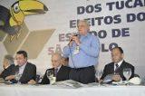 PSDB aprova expulsão de tucano que dá suporte à partido de Marina
