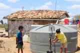 Governo implantará sistemas de abastecimento de água no Ceará