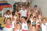 Luiz Vicente discute convênio de cooperação com a Creche Gente Valente