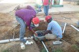 Governo Municipal realiza serviços nas Agrovilas do Perímetro Pedra Branca