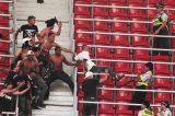 STJD pune Corinthians e Vasco com quatro jogos por briga de torcidas