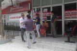 Agências bancárias amanhecem em greve nesta quinta (19)