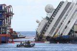 Operação para endireitar o navio Costa Concordia já foi iniciada