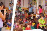 Creche Mãe Sérgia conclui projeto de contos infantis