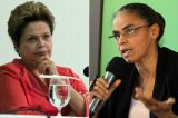 Pesquisa Ibope aponta Dilma com 38% e Marina Silva com 16%