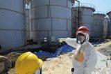 Fukushima despeja 1.130 toneladas de água tóxica no mar por chegada de tufão