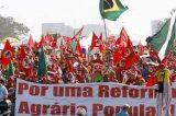 MST diz que o Governo Dilma abandonou a Reforma Agrária