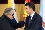 Presidentes da Colômbia, Uruguai e Guatemala discutem descriminalização da maconha