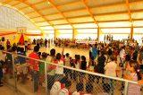 Secretaria de Educação envia nota rebatendo denuncia sobre uso de material na construção de quadra poliesportiva