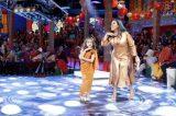 Mel Maia dança 'Show das poderosas' com Regina Casé