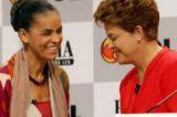 Dilma diz que Marina ainda tem que 'estudar muito'; Para ex-senadora, governo é 'retrocesso'
