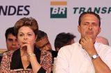 Suape foi causa de embate entre Dilma e Campos