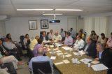 Encontro entre prefeitos do Sertão do São Francisco e SEDUR discute o desenvolvimento dos municípios