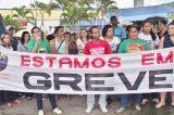 Servidores da Educação em Pilão Arcado estão em greve por falta de pagamento