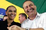 Sai a primeira pesquisa do Datafolha após apoio de Marina a Eduardo Campos