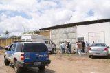 Estado deve suspender contrato com empresa que fornece alimentos a presos de Itaberaba