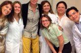 """Netinho faz visita a equipe médica e relata: """"foi emocionante"""""""