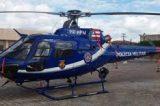 Helicóptero no combate ao crime e a droga em Juazeiro