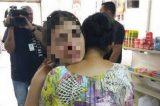 Preso suspeito de raptar menina de 11 anos