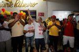O prefeito eleito Paulo Bomfim é recebido com festa no Distrito de Pinhões