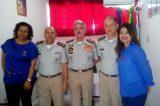 CPM Juazeiro recebe visita do Diretor do IEP da PMBA