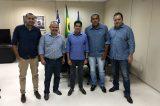 ACM Neto 'pt' da vida com Elmar Nascimento