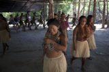 A Marcha das Mulheres Indígenas em imagens