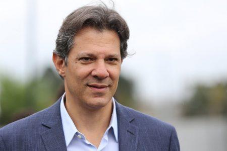 """""""Zero chance de ser candidato"""", diz Fernando Haddad sobre prefeitura de São Paulo"""