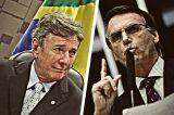 Collor já prevê queda de Bolsonaro, após passeio de jet-ski