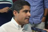 ACM Neto repudia ataques de Bolsonaro ao Congresso