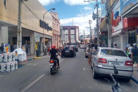 'Capital das Motos': Juazeiro tem 12 mil motocicletas a mais do que carros nas ruas