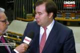 Maia: Caixa rouba R$ 7 bi por ano com taxa do FGTS