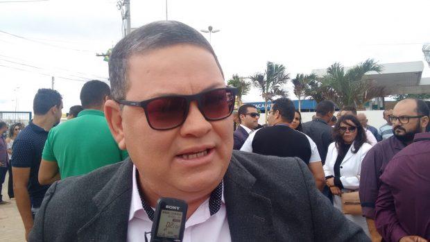 Vereador Nilson Andrade prestigia inauguração de Policlínica em ...