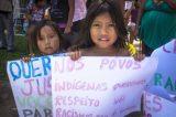 Quase 30% das crianças indígenas com menos de 5 anos sofrem de desnutrição