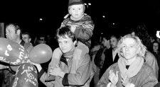 30 anos da queda do muro de Berlim: os ativistas que ajudaram a derrubar a Alemanha Oriental