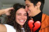 Chega ao fim namoro de Bruna Linzmeyer e Priscila Fiszman