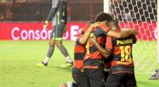 Sport derrota Cuiabá e fica mais perto do acesso à Série A