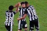 Botafogo vence o Avaí e empurra o Fluminense para a zona de rebaixamento