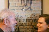 No Recife, Lula usou jantar reservado para sinalizar que Marília Arraes está no jogo