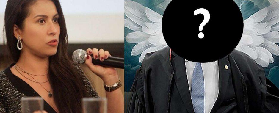 Juíza destemida manda forte mensagem para figurão da magistratura