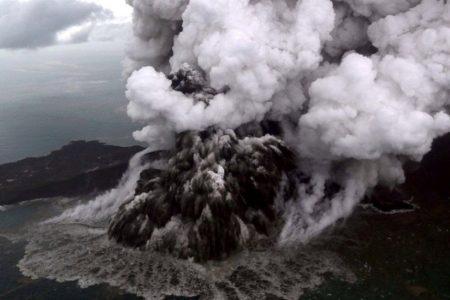 Krakatoa, o inferno de Java: a erupção há 137 anos que foi sentida no planeta inteiro