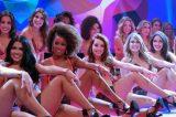 Coronavírus deixa 20 bailarinas do Domingão do Faustão de quarentena